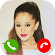 Call from Ariana Grande by Yas-apps