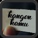 Gambar Kata Kangen Rindu by Maguk ID