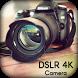 DSLR HD Camera : 4K HD Ultra Camera by Xezon Planet