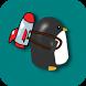 Jetpack Penguin by TJ Riker