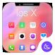 Colorful Simple PhoneX OS - APUS launcher theme by CoolAppPub