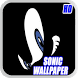 Sonic the hedgehog cool wallpaper by luffy dono