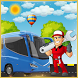 Coach Bus repairing workshop – Urban Bus mechanic by 2D Fun Club