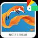 Fox Xperia Theme by Nota Dao