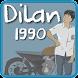 Novel Dilan Free 1990 and Milea by Waskita Chandra