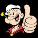 Popeye Emoji by Swyft Media