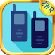 2 Way Radios - WalkiTalki by Lepe Games