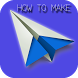 How To Make Paper Airplane by AeReN