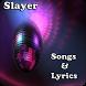 Slayer All Music&Lyrics by andoappsLTD