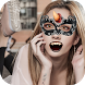 Halloween Face Makeup- Photo Editor Halloween