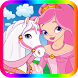 Princess memory game by MyAppWay