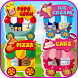 Fast Food Shop - Kids Match by On Happy Days