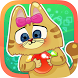 Kitty Bubble Shooter by Word Pop Guppies