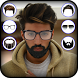 Man Hair & Mustache Style by Photo AppZone
