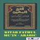 Kitab Fathul Mu'in Arabic by adhiqurdi