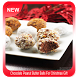 Chocolate Peanut Butter Balls For Chirstmass Gift by Balmonds Studio