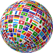National Flags Match Quiz by iwolt apps