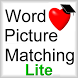Word/Picture Matching Lite by Love And Learning