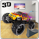 RC Monster Truck Extreme Stunt by 3D Master