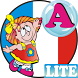 ABC Bubbles - French. Lite. by freeridedev