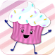 Cupcake Carnage -Candy Shooter by Happy Badger Studio