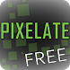 Pixelate Live Wallpaper Free by Ingenious Pixels