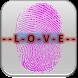 Fingerprint Love Test by TPGTeam