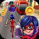 Ladybug City Adventure Runner by CaadaniR00