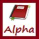 Alpha - Agenda Digital by Edes S. G.