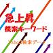 急上昇検索キーワード人気ランキング by Joker's Laboratory