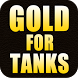 Free Gold For Tanks by Free4Game