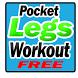 FREE Legs Video Workout App by Pocket Workout Apps