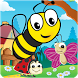 Garden Bugs Baby Puzzle by Queleas