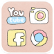 Tomi(First greeting) icon by IThemeShop