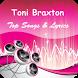 The Best Music & Lyrics Toni Braxton by Kingofgaluh MediaDev