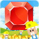 Ruby Miner 2: Clicker Empire by Qliq