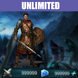 Unlimited Mobile Legends: Bang bang Prank by TopHanivDev