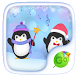 Christmas Carol Keyboard Theme by GOMO Dev Team