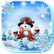 Snowman Winter 2017 by Live Wallpaper Exellent