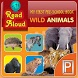 Board Preschool Wildanimals by Portrait Publishing