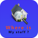 Where is My Stuff ? by Wil Corp. Software