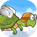 Flying Hungry Turtle Adventure by KIDS GAMES