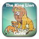 Guide The King Lion by Dwagor