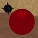 Red ball maze by GRuV