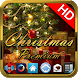 Christmas Theme Apex Nova ADW with icon pack by Theme Works