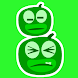 Green Apple Stacker by Munchie Games