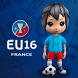 EU16 - Euro 2016 France by İris Teknoloji A.S.