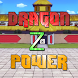 Dragon Goku power by Two Guys Studios