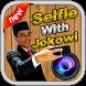 Selfie With Jokowi President by Cipto Suwarno