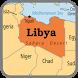 Libya Map by MAP WORLD Get Info Free